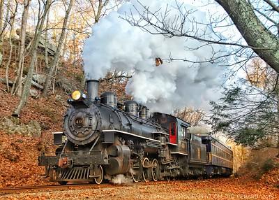 Valley Railroad - Essex, CT