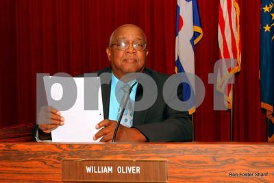 William Oliver- Indpl's City Councilman