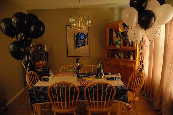 2012 07 14 - Rachel's Birthday