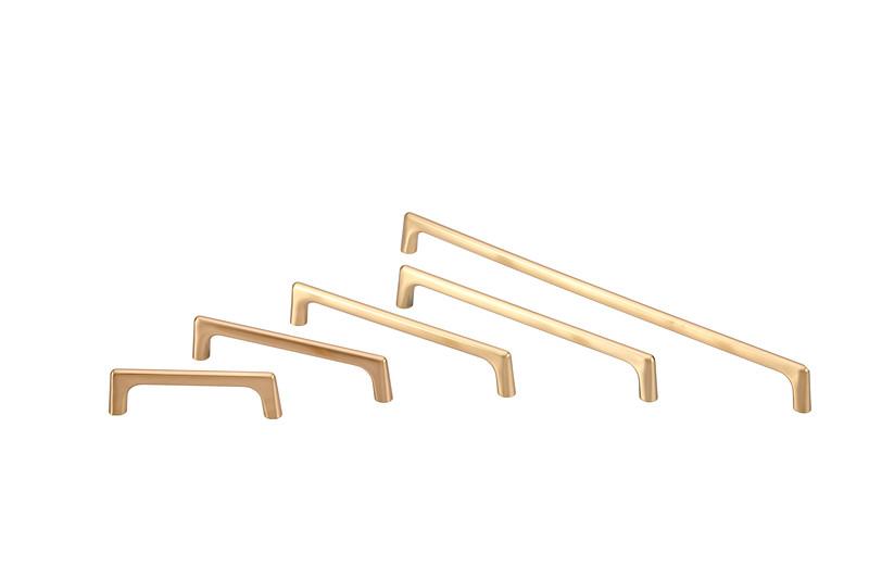 Ashton Handle Brushed Brass