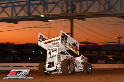 Williams Grove Speedway - 9/29/17 - Paul Arch