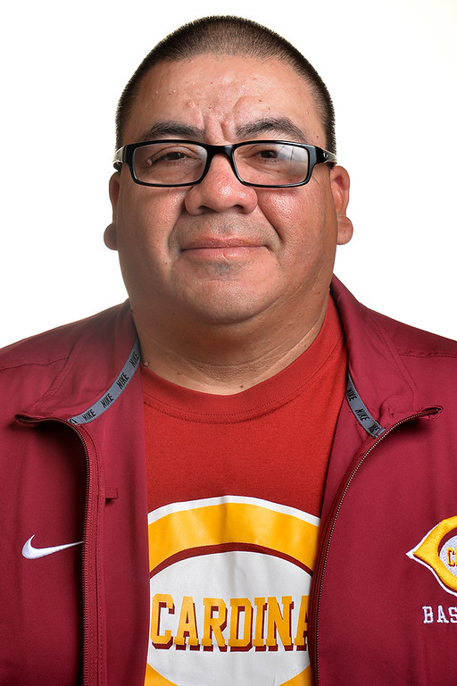 . Larry Patino from Cantwell High School was selected as the Whittier Daily News All-Area Baseball Coach of the Year on Tuesday June 10, 2014. (Photo by Keith Durflinger/Whittier Daily News)