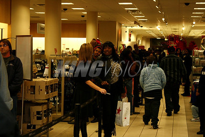 Russell Simmons - Argyle Culture Launch @ Macy's