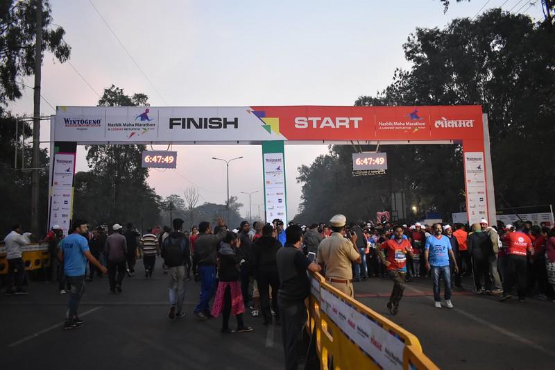 Nashik Maha Marathon 2018