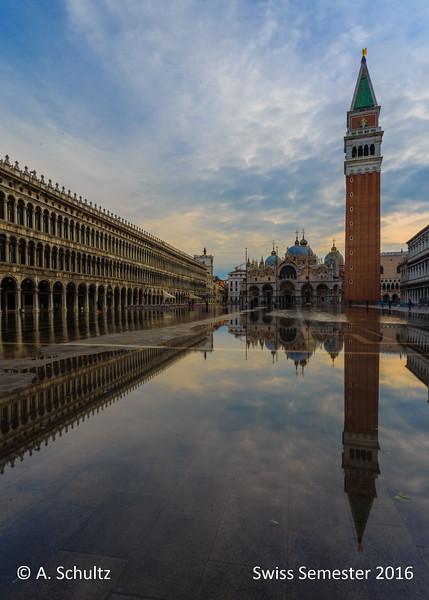 Aqua Alta in San Marco