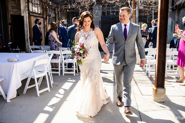 Ann + Connor: Wedding