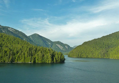 Crusing the Inside Passage