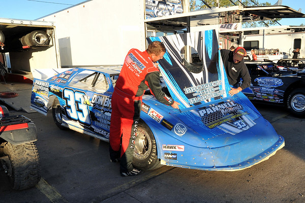 2013 10-05 MLRA Late Models Lakeside Sat