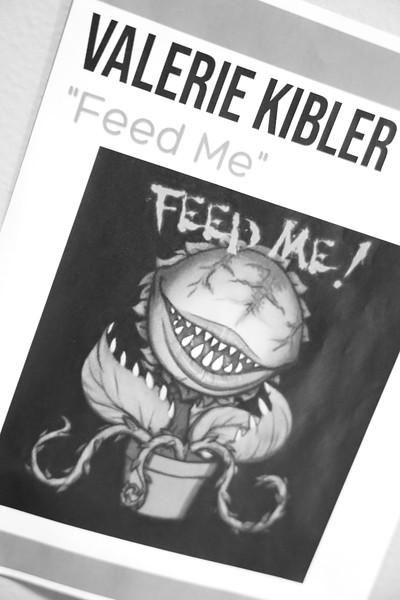 A1 7 Feed me Valerie Kibler