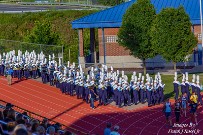 8-12-2015 Norwin Band Preview Show