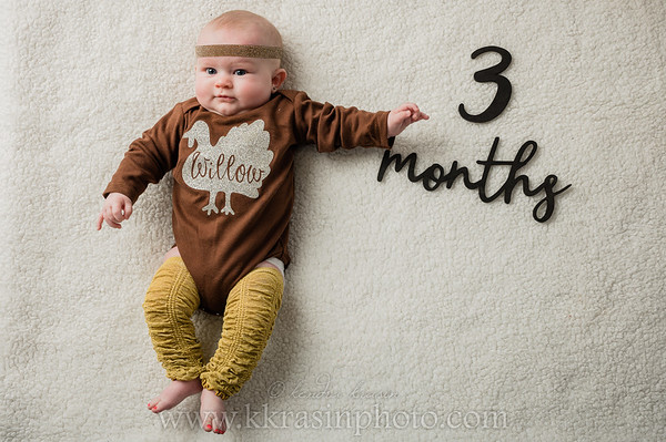 Willow 3 Month