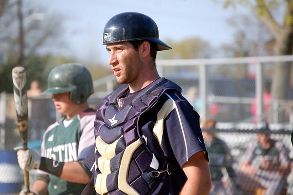 V Baseball-AWHS VS Austin Prep-5-4-15