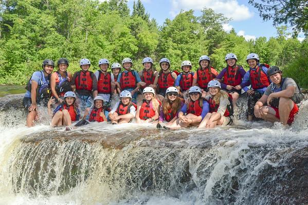 2014 Raft/Climb/Spelunk July 20-26