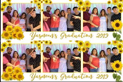 Yasmeen's Graduation 2019