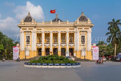 Hanoi, Landmarks
