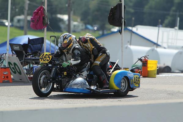 VRRA Motorcycle Sidecars