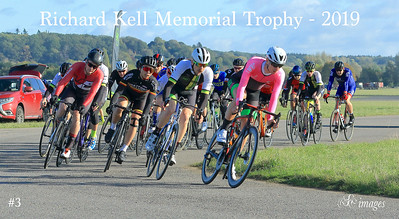 The 2019 Richard Kell Memorial Trophy - #3