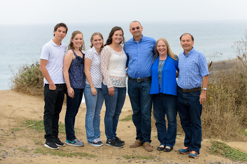Pam and Bill (Family Photography) @ Panther Beach, Santa Cruz, California