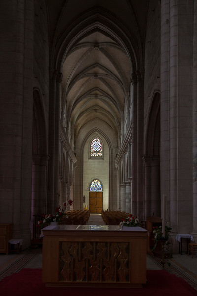 Neufchatel-en-Bray, Eglise Notre-Dame = The Nave