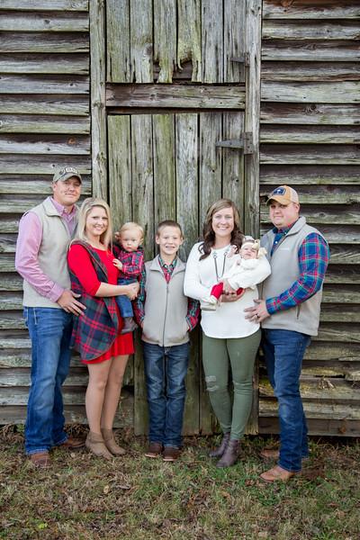 Hill Porter Family