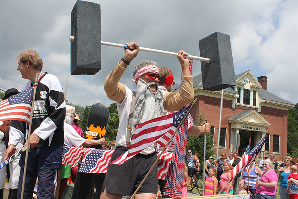 Hartland 4th of July Parade