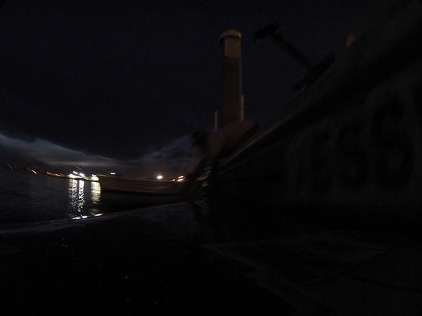 February 1, 2013 SUP Skyline Paddle