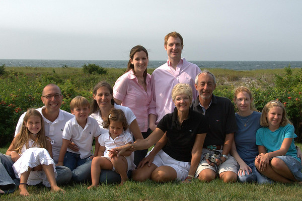 Goldwasser Family Photo Day - 2007