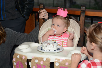 Ella's 1st Birthday