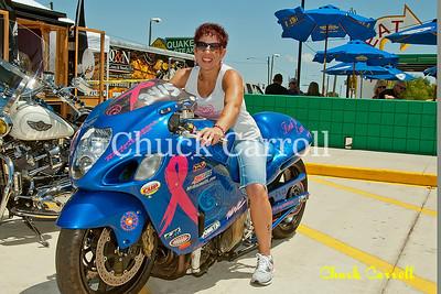 Bikers Raising Awareness for Breast Cancer (BRA)