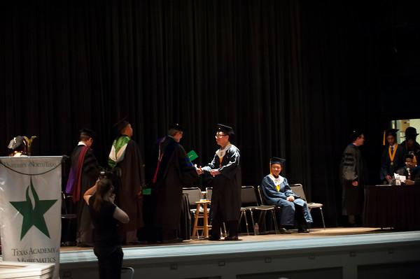 TAMS Graduation