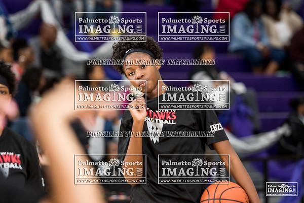 1-18-2019 Westwood Varsity Ladies Basketball vs Ridge View