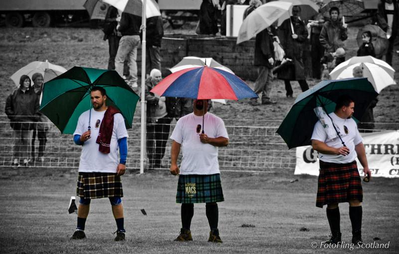 The 2002 Crieff Highland Games