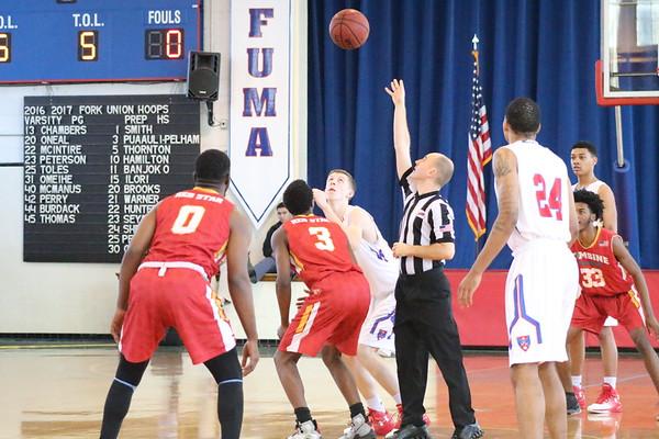 Prep Basketball vs. Combine Academy