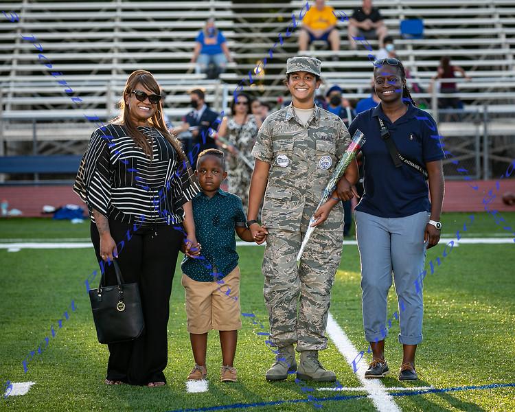 Senior Night - ROTC - Sept 25, 2020
