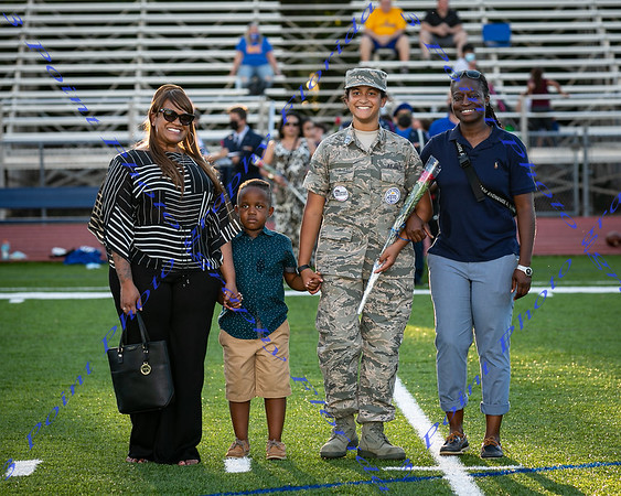 Senior Night - ROTC - Sept 25, 2020