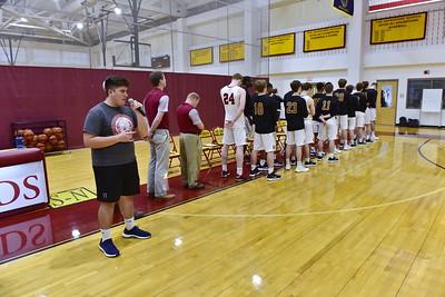 Varsity Basketball vs. Penn Charter