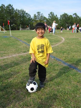 04-2005 Sagar YMCA Soccer