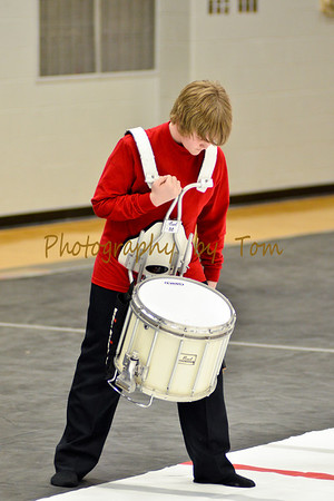 Washington HS Winter Percussion