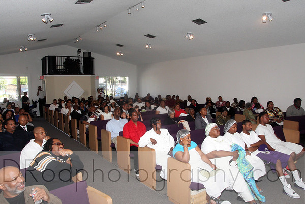 BAPTISM AND DEDICATION SERVICE 5/12