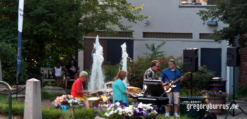 20160723 DAS Kludge Band Robert Sandow  in Spiotta Park NJ 001.jpg