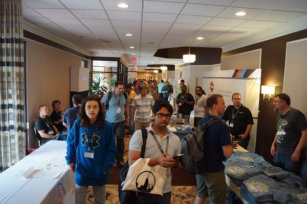 Southeast Linuxfest 2015