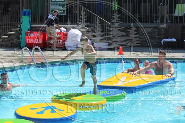 August 29 - Pool Games