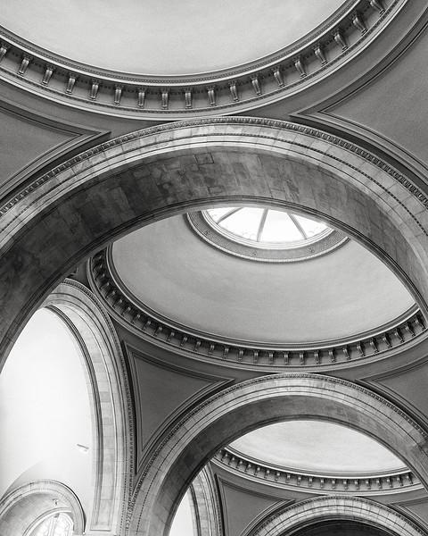 arches, Metropolitan Museum of Art