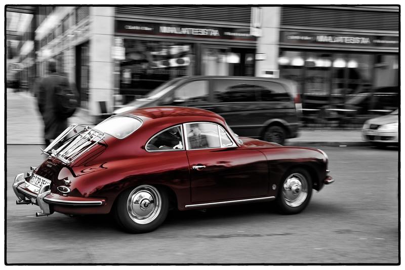 Porsche 356 - Berlin.