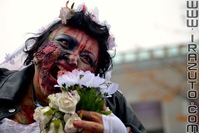 La mariée maudite