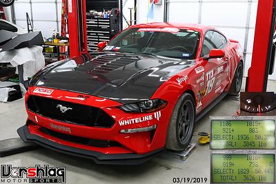 Vorshlag 2018 Mustang GT
