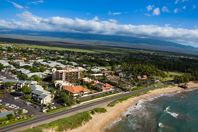 North Kihei Aerials