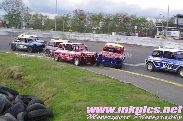 ORCi Ministox, Northampton 25 April 2015