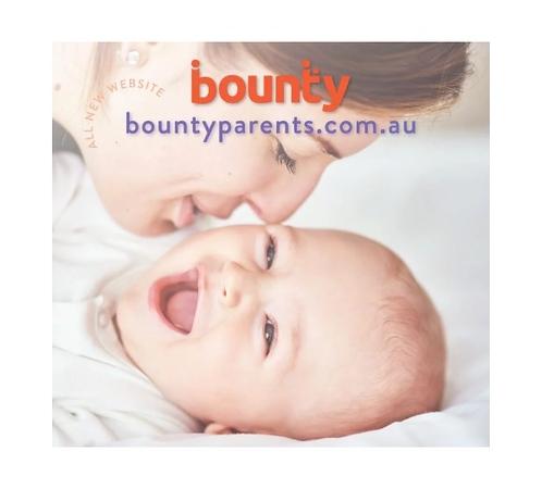 Revamped Bounty brand (photo credit: Bauer Media)