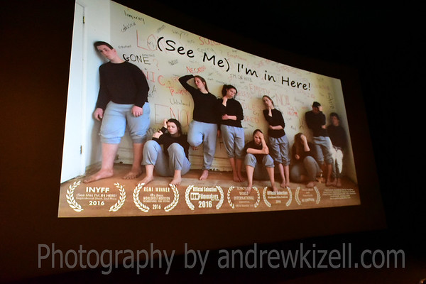 See Me - I'm in Here - Film Premiere Oct 2016